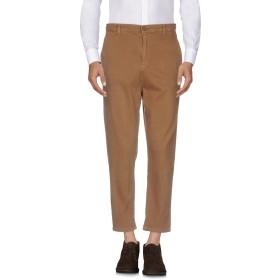 《期間限定セール開催中!》SCOUT メンズ パンツ ダークブラウン S コットン 98% / ポリウレタン 2%