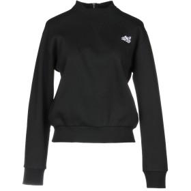 《期間限定 セール開催中》ALYX レディース スウェットシャツ ブラック M コットン 50% / ポリエステル 50%