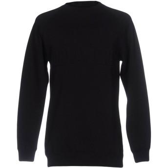 《セール開催中》DREAM YOURSELF メンズ スウェットシャツ ブラック M コットン 100%