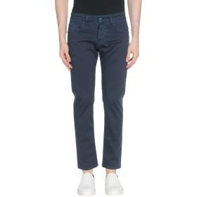 《期間限定 セール開催中》SANTANIELLO Napoli メンズ パンツ ダークブルー 46 コットン 98% / ポリウレタン 2%