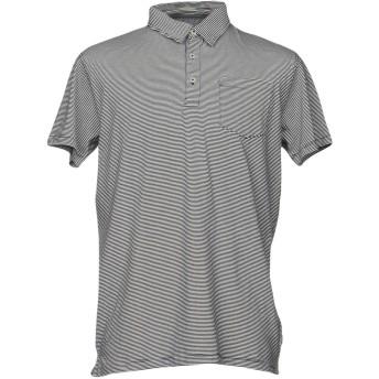 《セール開催中》WRANGLER メンズ ポロシャツ ダークブルー M コットン 100%