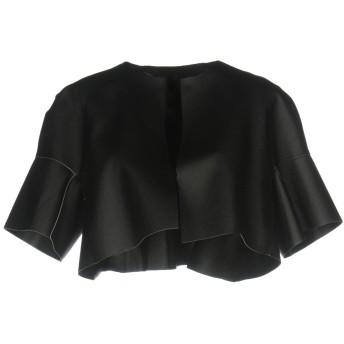 《セール開催中》PINKO レディース テーラードジャケット ブラック 38 100% ポリエステル ポリウレタン