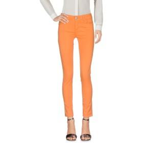 《期間限定 セール開催中》BOUTIQUE de la FEMME レディース パンツ オレンジ 40 コットン 98% / ポリウレタン 2%