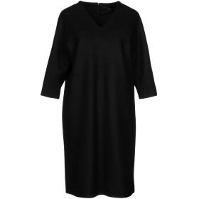《期間限定セール中》BRIAN DALES レディース ミニワンピース&ドレス ブラック 44 ウール 100%