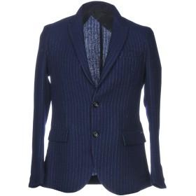 《セール開催中》ARMANI JEANS メンズ テーラードジャケット ブルー 46 ウール 43% / ポリエステル 42% / アセテート 6% / アクリル 5% / ナイロン 4%
