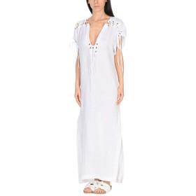 《セール開催中》MARYSIA レディース ビーチドレス ホワイト XS 麻 100% / コットン