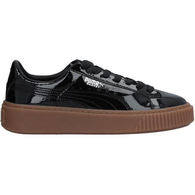 《セール開催中》PUMA レディース スニーカー&テニスシューズ(ローカット) ブラック 3.5 紡績繊維