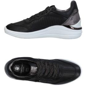 《期間限定 セール開催中》LUMBERJACK レディース スニーカー&テニスシューズ(ローカット) ブラック 35 革 / 紡績繊維