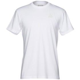 《セール開催中》ALTAMONT メンズ T シャツ ホワイト S 60% コットン 40% ポリエステル