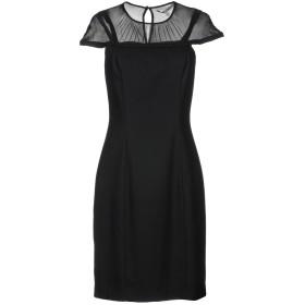 《期間限定セール開催中!》SILVIAN HEACH レディース ミニワンピース&ドレス ブラック XS ポリエステル 100%