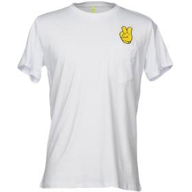 《期間限定セール開催中!》MACCHIA J メンズ T シャツ ホワイト XXL 100% コットン