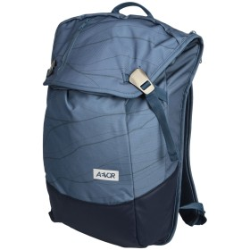 《期間限定セール開催中!》AEVOR Unisex バックパック&ヒップバッグ ブルーグレー 紡績繊維 DAYPACK