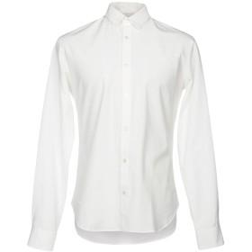《期間限定セール開催中!》GOLDEN GOOSE DELUXE BRAND メンズ シャツ ホワイト S コットン 100%