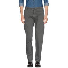 《期間限定 セール開催中》LIU JO MAN メンズ パンツ 鉛色 44 コットン 97% / ポリウレタン 3%