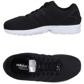 《セール開催中》ADIDAS ORIGINALS レディース スニーカー&テニスシューズ(ローカット) ブラック 3.5 紡績繊維 / ゴム