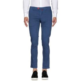 《期間限定セール開催中!》JEANSENG メンズ パンツ ダークブルー 40 コットン 98% / ポリウレタン 2%
