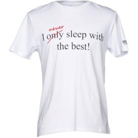 《期間限定セール開催中!》MOSCHINO メンズ アンダーTシャツ ホワイト XS 92% コットン 8% ポリウレタン