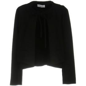 《期間限定セール開催中!》ANNA RACHELE レディース テーラードジャケット ブラック 44 ポリエステル 92% / ポリウレタン 8%