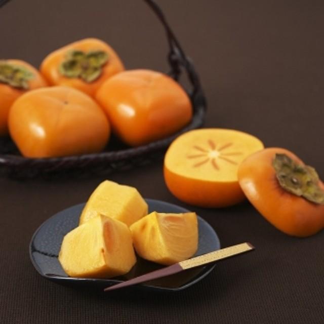 山形産 庄内柿(約3.2kg)