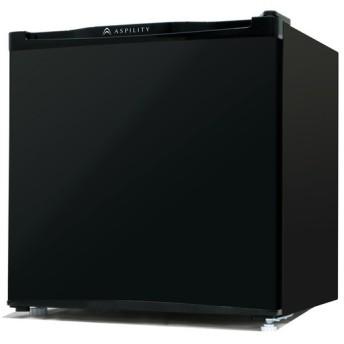 冷蔵庫 一人暮らし 新品 1ドア 安い 小型冷蔵庫 46L ブラック WR-1046BK ミニ冷蔵庫