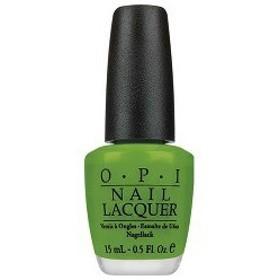 正規品 OPI ネイルラッカー NLB69 グリーン・ウィッチ・ビリッジ ( 15mL )/ OPI(オーピーアイ)