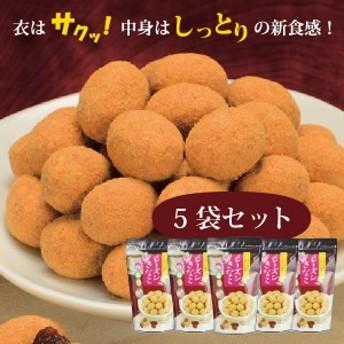 【まとめ買い】レーズンきなこ×5袋セット レーズン 干しぶどう きな粉 ドライフルーツ お菓子 ティーライフ