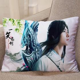 送料無料 中国ドラマ シンデレラはオンライン中 主役のイケメンスター 楊洋さんの抱き枕カバー