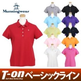 ポロシャツ レディース マンシングウェア Munsingwear ゴルフウェア