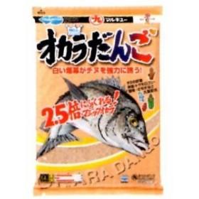 【釣り餌】【マルキュー】オカラだんご 2k入り