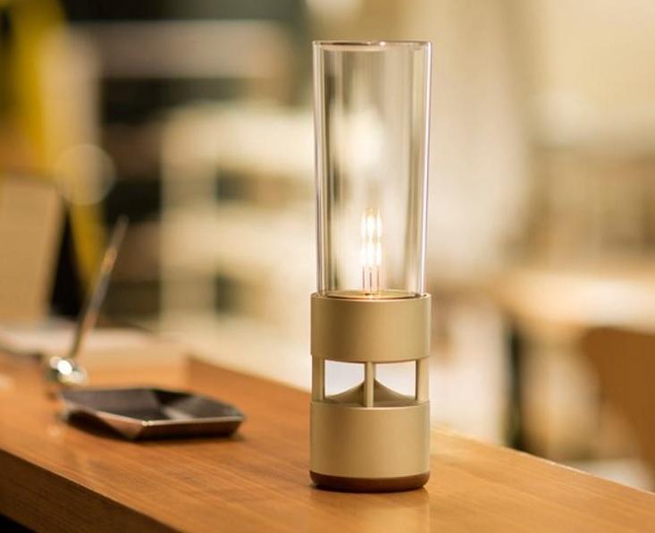 展示出清★預購商品 SONY LSPX-S1 玻璃共振揚聲器 公司貨 LED燈絲 鋁製機身