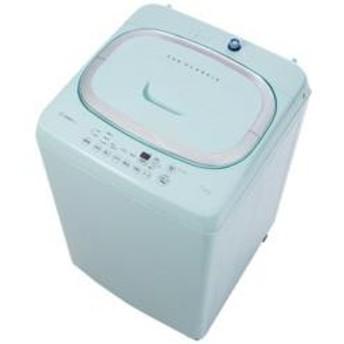 全自動洗濯機 (洗濯6.0kg) DW-R60A-M アクアミント