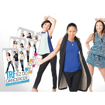 【正規品】TRF イージー・ドゥ・ダンササイズ - TRFイージードゥダンササイズ 1st <Shop Japan(ショップジャパン)公式>TRFオリジナルの振り付けによるプログラムDVD。