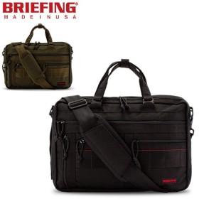 ブリーフィング Briefing ビジネスバッグ 3way ブリーフケース リュック ショルダーバッグ A4 3WAY ライナー BRM181401 メンズ 通勤 バッグ