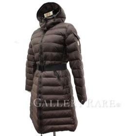 モンクレール ダウンコート MOKACINE フード付き レディースサイズ1 49310 MONCLER 服 アウター ジャケット
