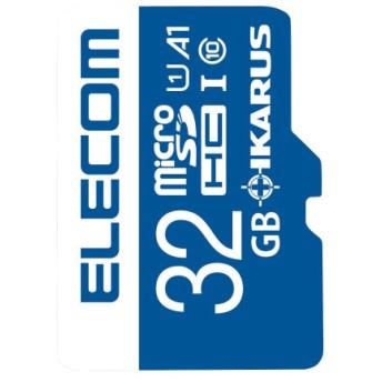 ELECOM MF-MS064GU11IKA [MicroSDXCカード 64GB] microSDXCメモリーカード