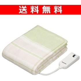 洗える電気しき毛布(シングルSサイズ タテ140×ヨコ80cm) DB-U10T-G
