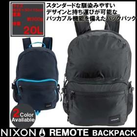 リュック ニクソン NIXON リモート バックパック REMOTE BACKPACK C2562 メンズ レディース 鞄 カバン バッグ