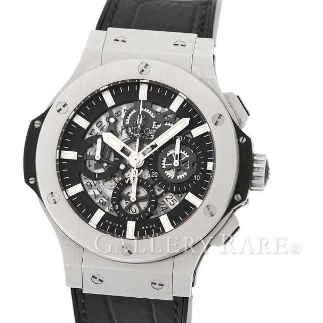 sports shoes 7ba0a 409a6 ウブロ ビッグバン アエロバン スチール 311.SX.1170.GR HUBLOT ...