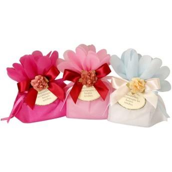 プレゼント用 ラッピング 有料ギフトラッピング フラワーバッグ 花 リボン 誕生日プレゼント