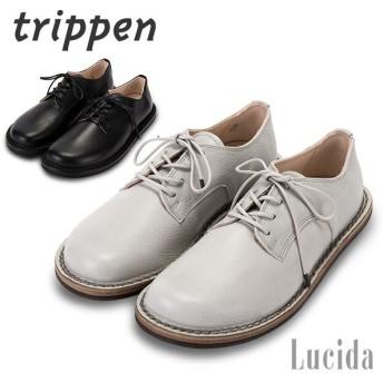 トリッペン レースアップ シューズ  SPRINT スプリント  牛革 BOX / LUX レディース 靴 レザーシューズ