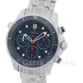 オメガ シーマスター ダイバー300M コーアクシャル クロノグラフ 44MM 212.30.44.50.03.001 OMEGA 腕時計 ウォッチ