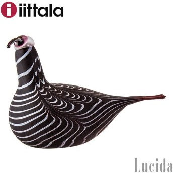 イッタラ iittala バード バイ トイッカ ダイシャクシギ 置物 ガラス 1007120 / 6411920034862 鳥 オブジェ インテリア 北欧