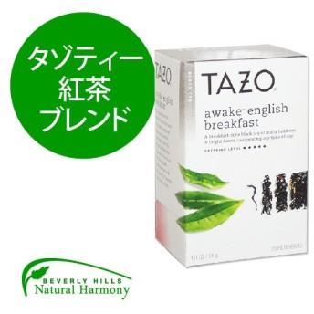 TAZO/ タゾティー アウェイク イングリッシュ ブレックファスト 紅茶 20ティーバッグ [紅茶/ブレンド]