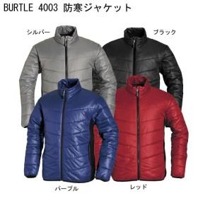 BURTLE 4003 防寒 ジャケット バートル 旧クロカメ workbox 人気 イベント 登山、ウォーキングにも3L300円アップです