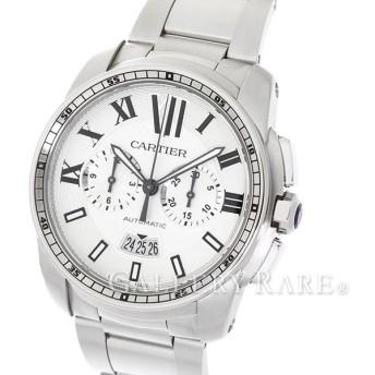 カルティエ カリブル ドゥ カルティエ クロノグラフ W7100045 Caritier 時計