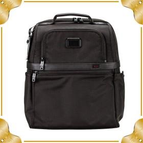TUMI トゥミ バックパック スリム・ソリューションズ・ブリーフパック 026177D2 ブラック ビジネスバッグ