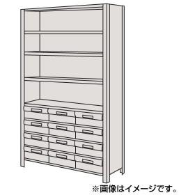 (代引不可)SAKAE(サカエ):物品棚LEK型樹脂ボックス LEK1119-12T