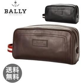バリー Bally セカンドバッグ TAKIMO ウォッシュバッグ メンズ クラッチバッグ 619308 TRAINSPOTTING MEN レザー 本革