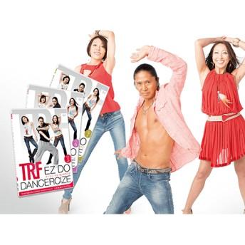 【正規品】TRF イージー・ドゥ・ダンササイズ - TRFイージードゥダンササイズ 2nd <Shop Japan(ショップジャパン)公式>TRFオリジナルの振り付けによるプログラムDVD。