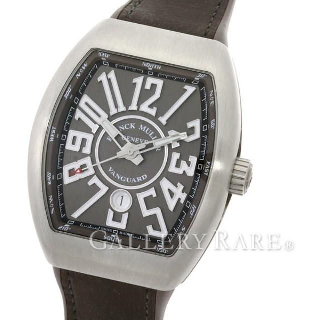 new styles 0d28e abcb2 フランクミュラー ヴァンガード V45SCDT FRABK MULLER 腕時計 ...